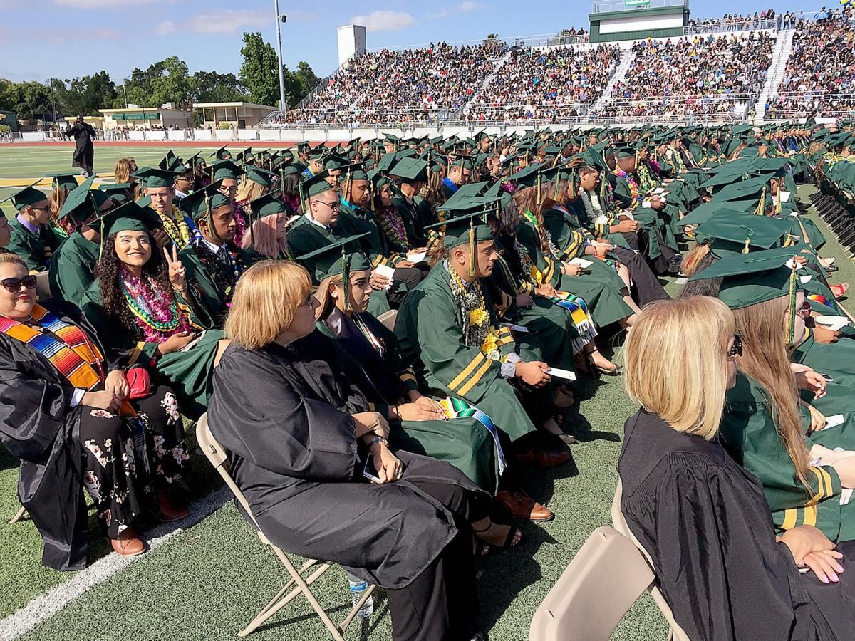 Tracy High Class of 2019