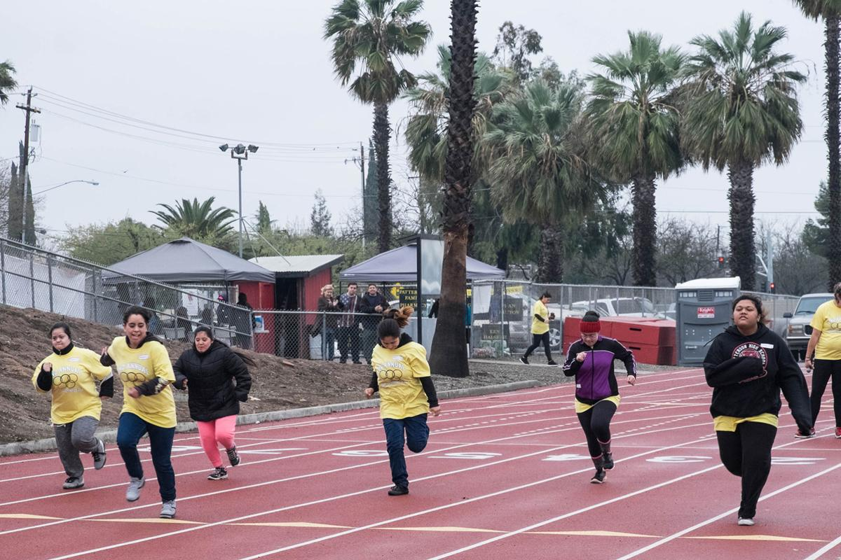 Second annual Special Olympics