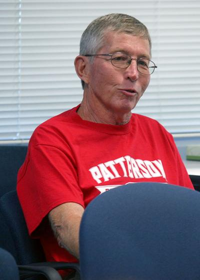 Honoring longtime athletic director