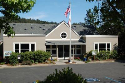 The Scotts Valley Water District office