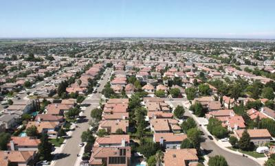 Housing in Tracy