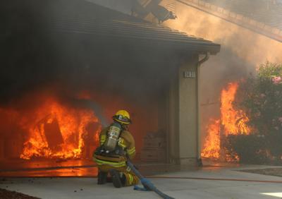 Hunter Creek Fire