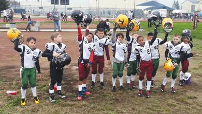 Cougars, Jr. Bulldogs finish DYFL season at All Star game