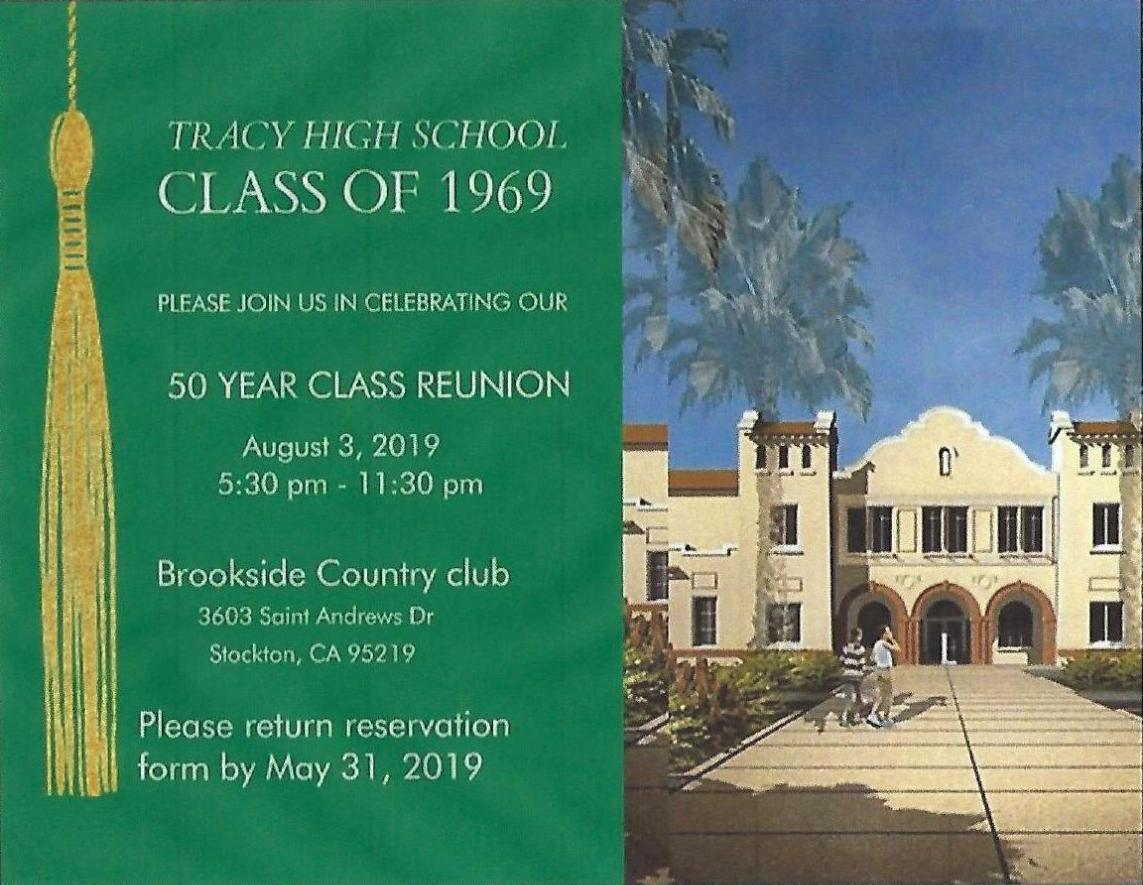 Class of 1969 50-Year Reunion