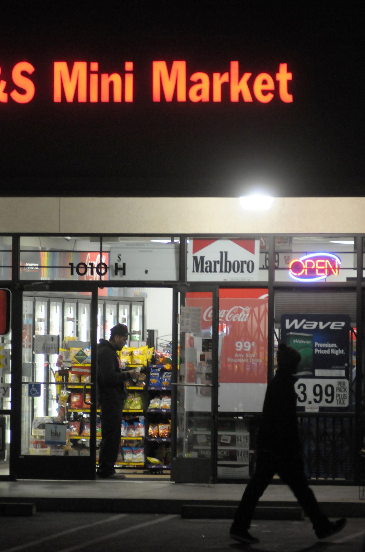 M&S Mini Market