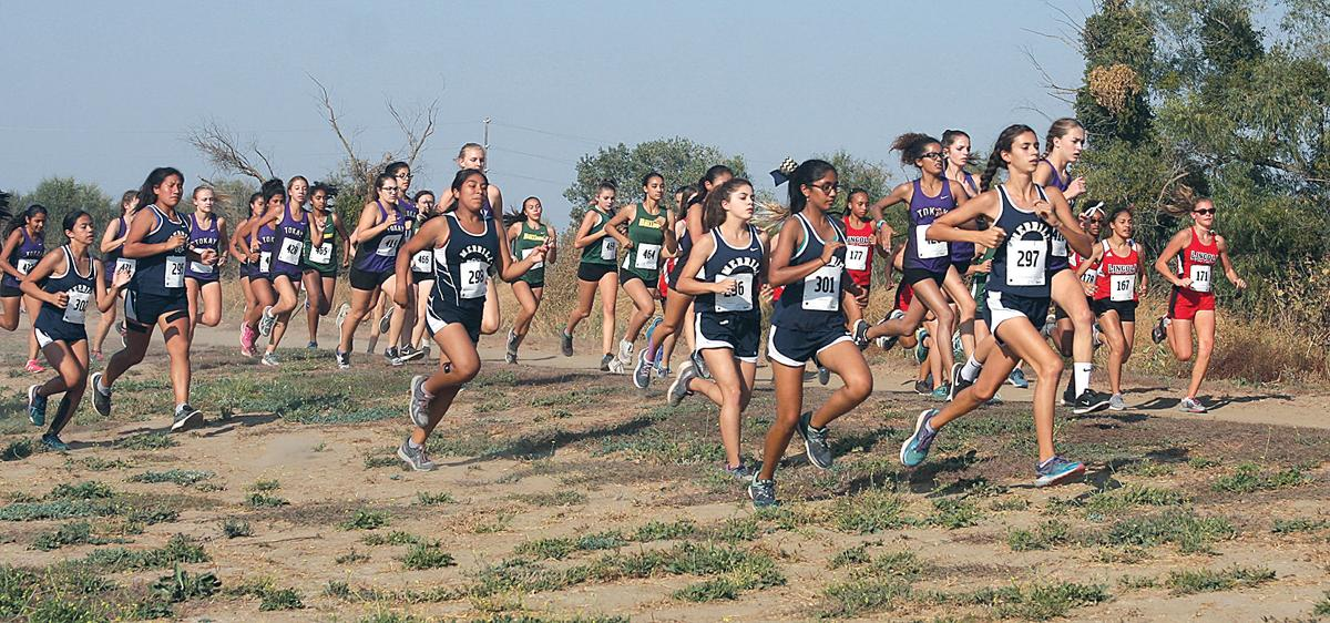 Cross-country: West freshman leads TCAL varsity girls in