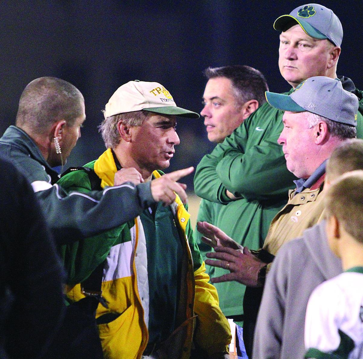 Bulldogs team doctor ejected
