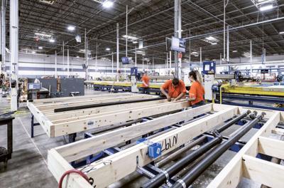 Katerra factory