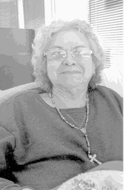 Maria Teresa Garcia: January 5, 1930 – March 25, 2019