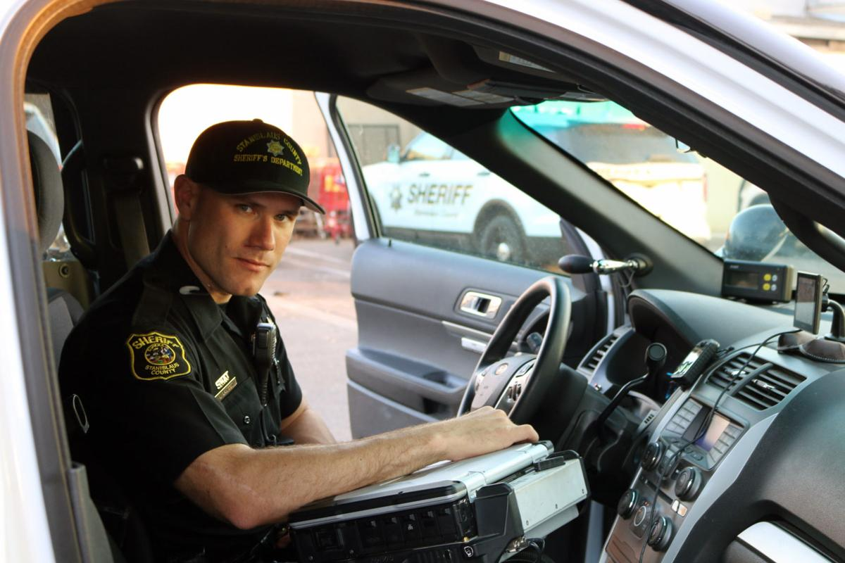 "A day in the life, Part 2: Arrest, perspectives,""Be safe"
