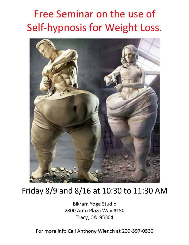 Free Seminar on the use of Self-Hypnosis for Weight Loss