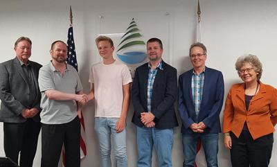 Scotts Valley High School Student Wins Water-Wise Video Contest