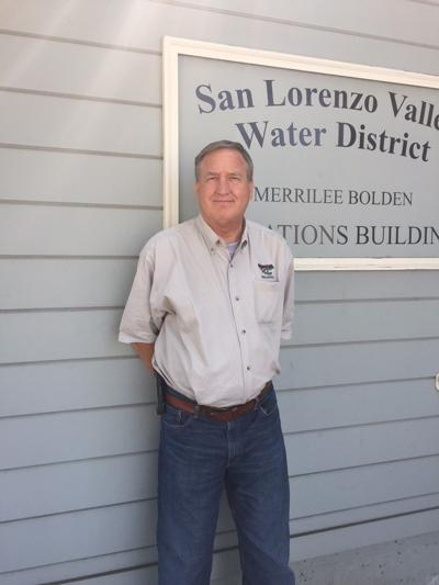 Rick Rogers is the new district manager of SLVWD