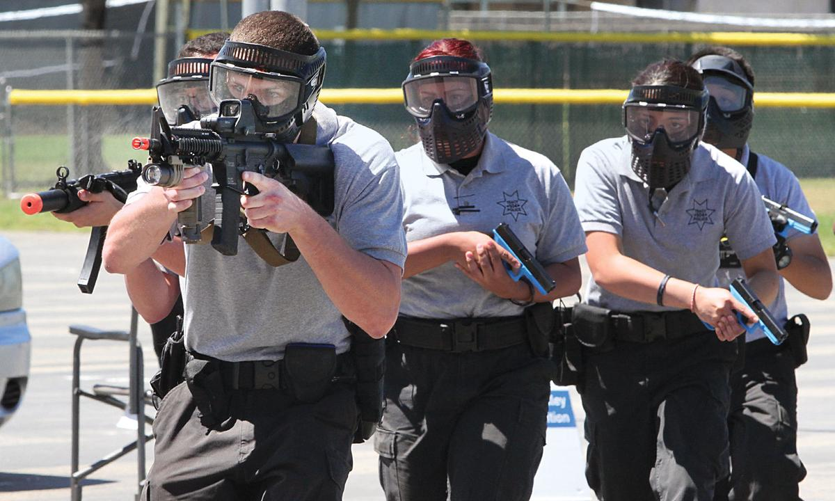 Tactical training | Tracy Press Our Town | goldenstatenewspapers com