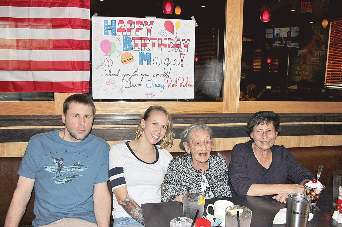 Veteran birthday