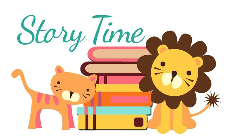 Storytime @ The Library