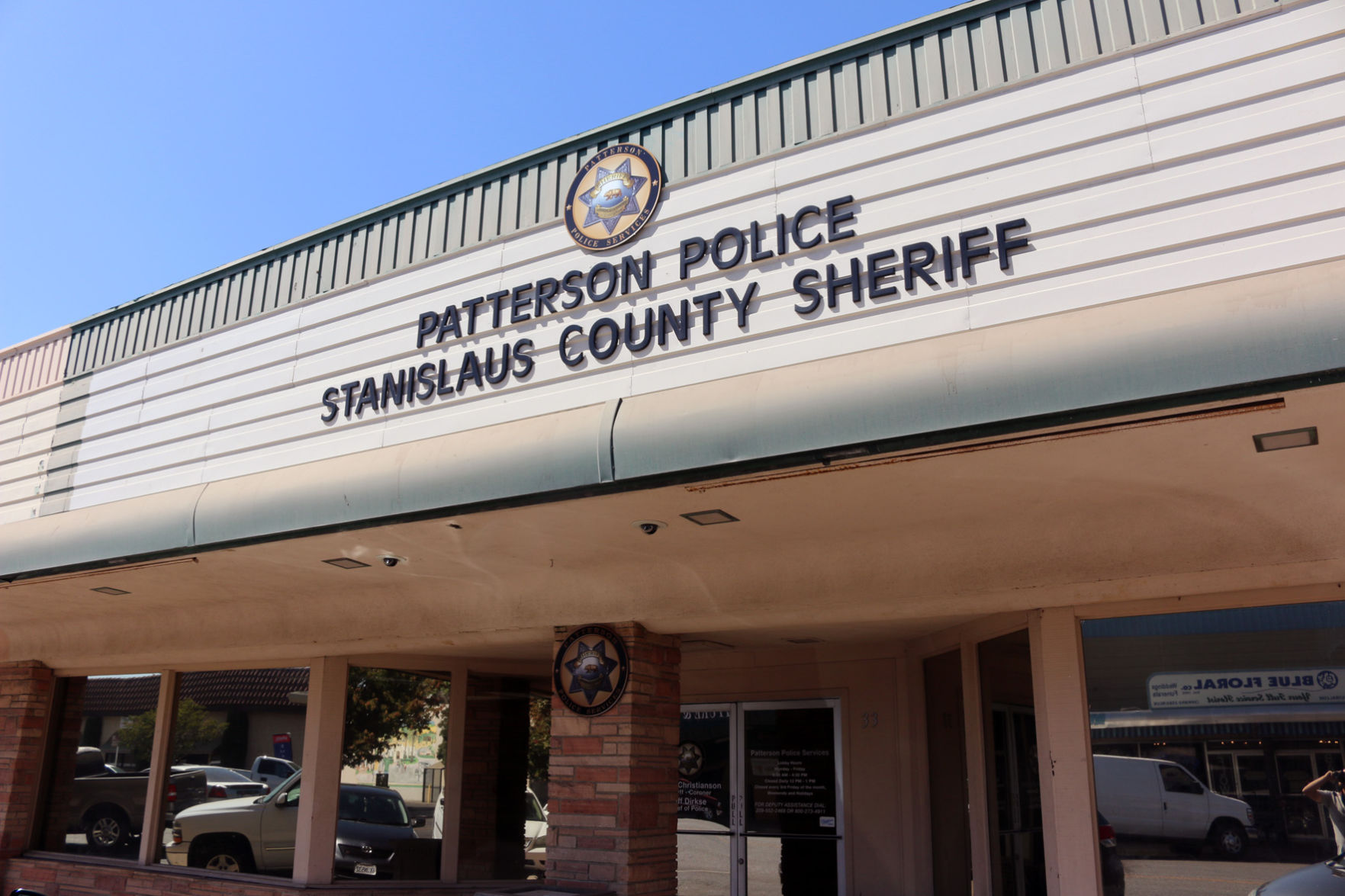 Patterson Police Services