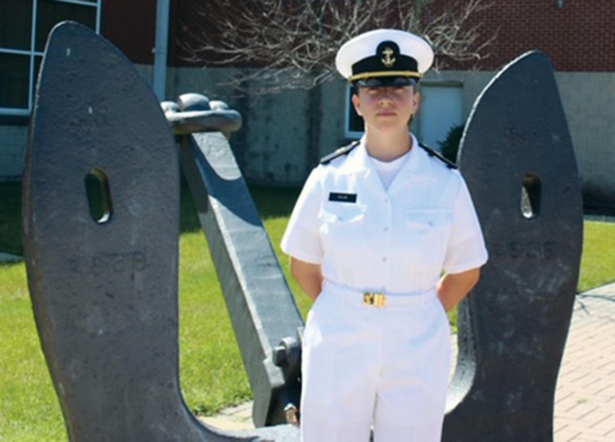 NROTC Isabella Ellis