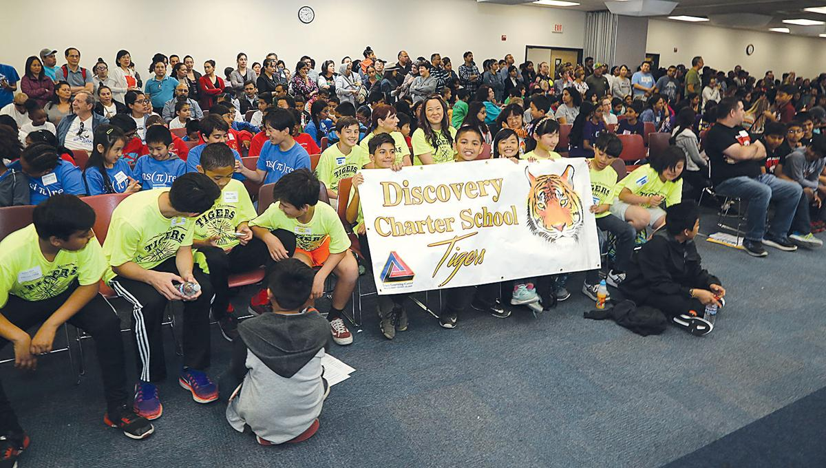 San Joaquin County Math Tournament