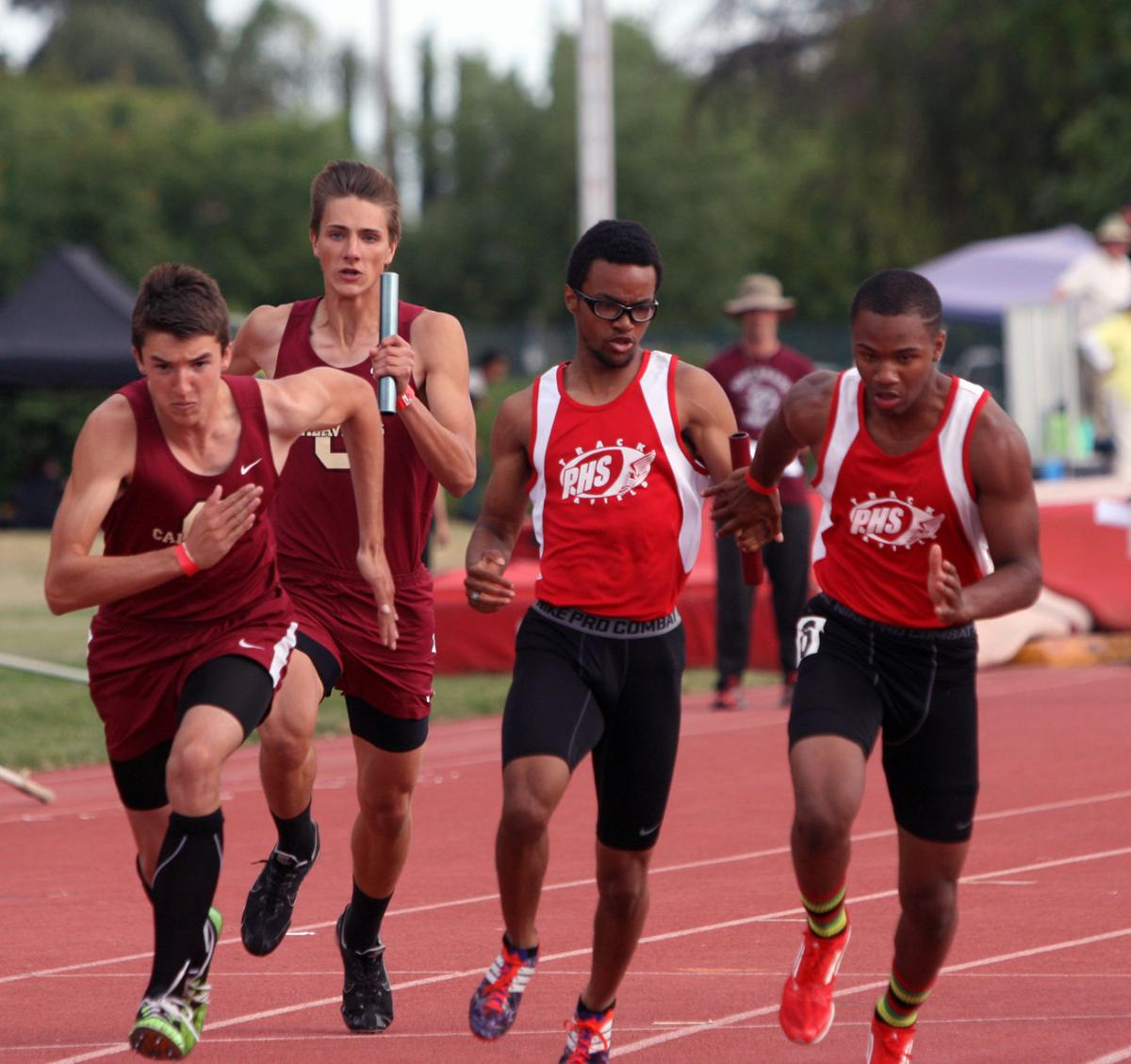 Division IV and V Track and Field Championships