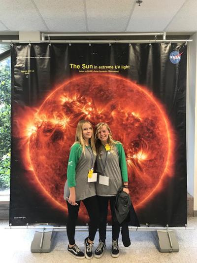 Girl Scout Astronomy Club Summit