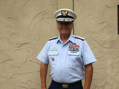 Wally Smith, National Deputy Commodore for the U.S. Coast Guard Auxiliary