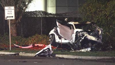 Fiery crash claims another life | Tracy Press News