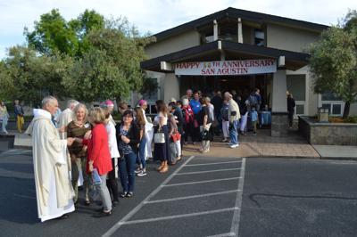 A 50th Anniversary Celebration for San Agustin