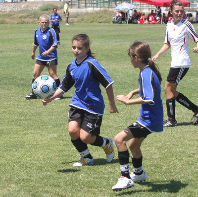 Tracy Youth Soccer League hosts annual girls tournament   Tracy Press sports   goldenstatenewspapers.com