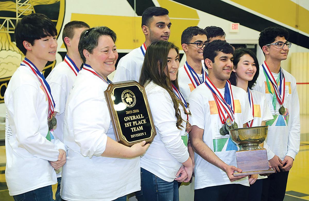 Tracy High wins Academic Decathlon