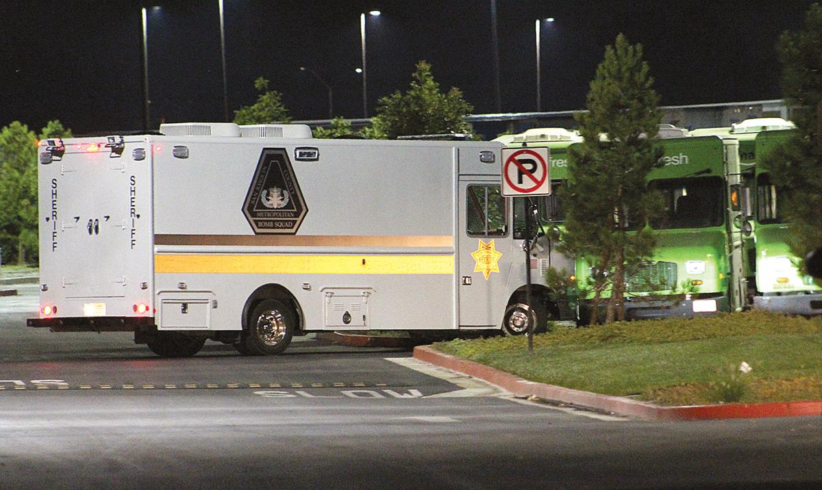 Bomb Squad Called To Amazon Tracy Press News