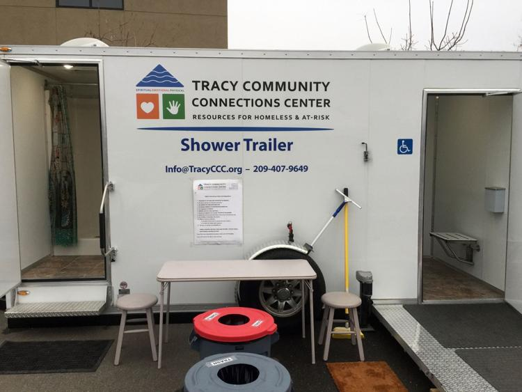 Shower Trailer