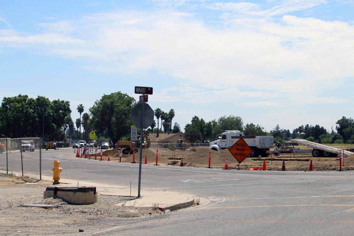 North Ninth Street Realignment Project