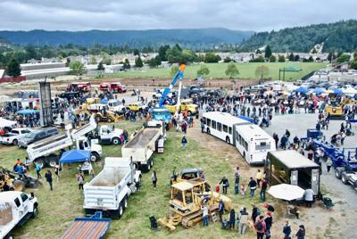 3rd Annual Touch-a-Truck Fundraiser