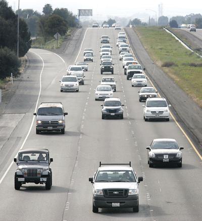 Freeway closures this week   Tracy Press News