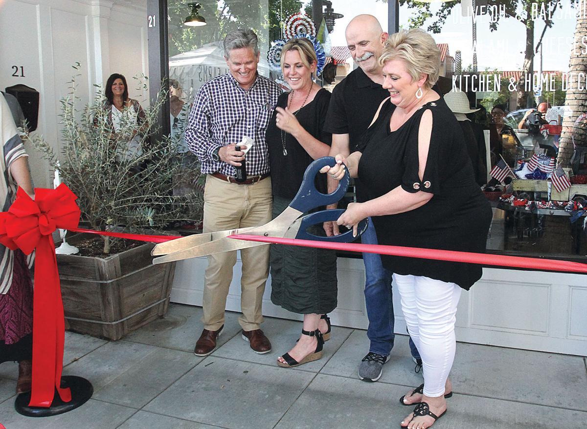 Grand opening for Scarlata Farms Cellar