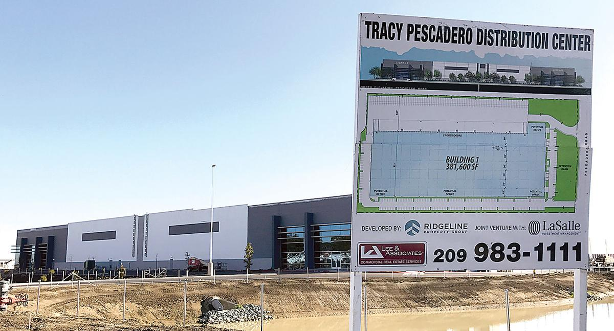 Warehouse Growth Continues Tracy Press Goldenstatenewspapers Com