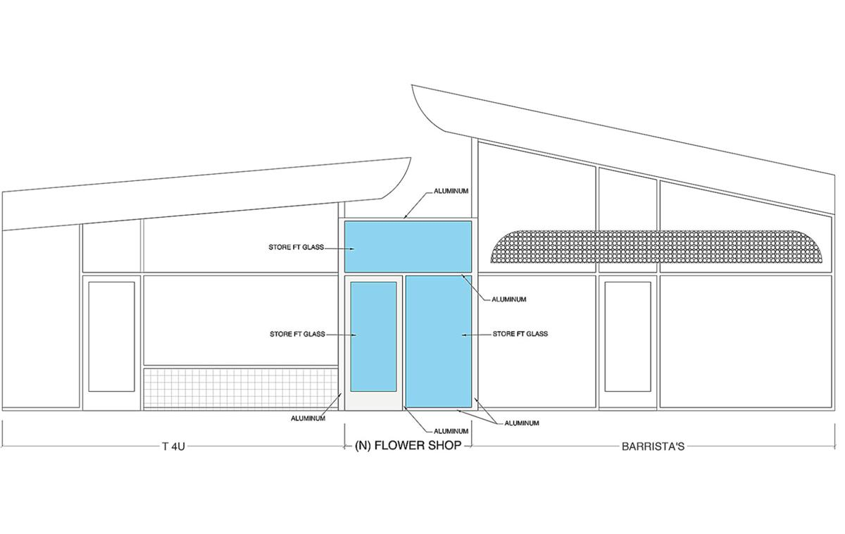 Business coming to Barista's breezeway | Tracy Press News