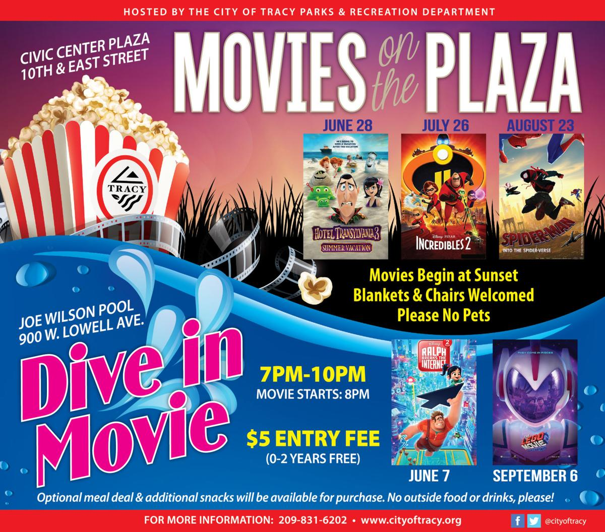 Movies on the Plaza