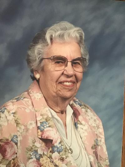 Mary B. Tosti: February 7, 1921 - April 21, 2019