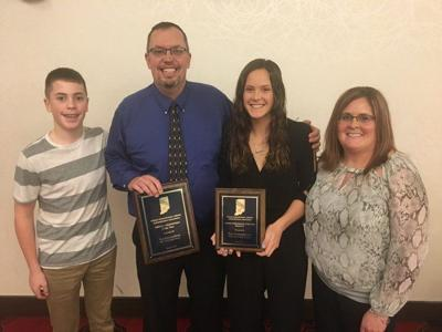 PREP SPORTS: Local athletic directors honored by their peers