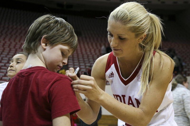 WOMEN'S BASKETBALL: IU's Buss is proud of her legacy