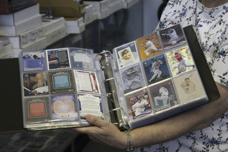 Baseball Card Collecting Hobby Still Going Strong In Goshen Local