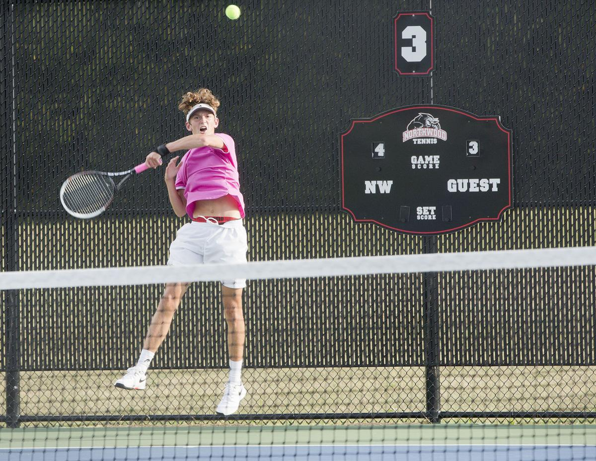 PREP BOYS TENNIS: NorthWood sweeps Goshen, remains undefeated pic 1