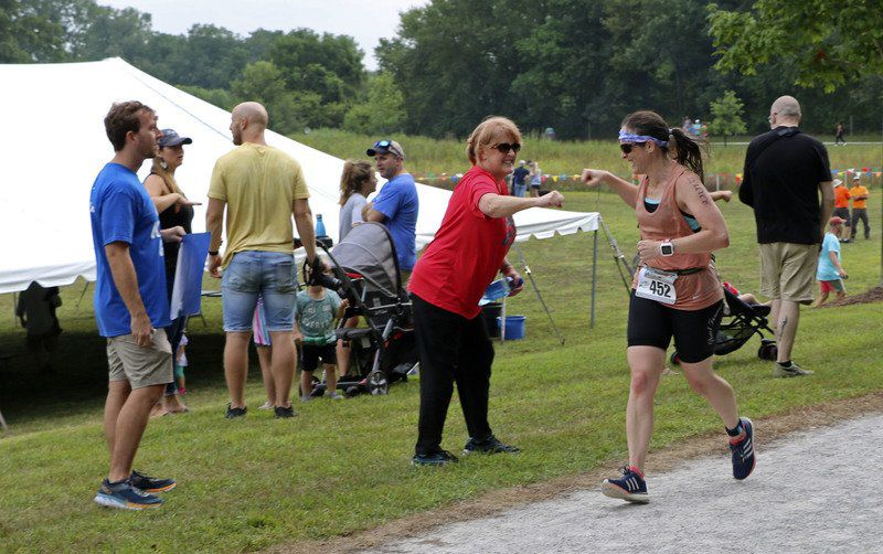 Pestow paces field in Rock The Quarry Triathlon