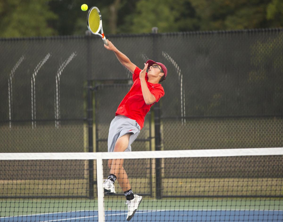 PREP BOYS TENNIS: NorthWood sweeps Goshen, remains undefeated pic 2