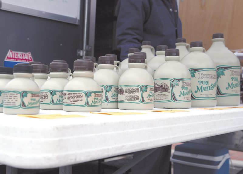 Wakarusa Maple Syrup Festival Begins Friday