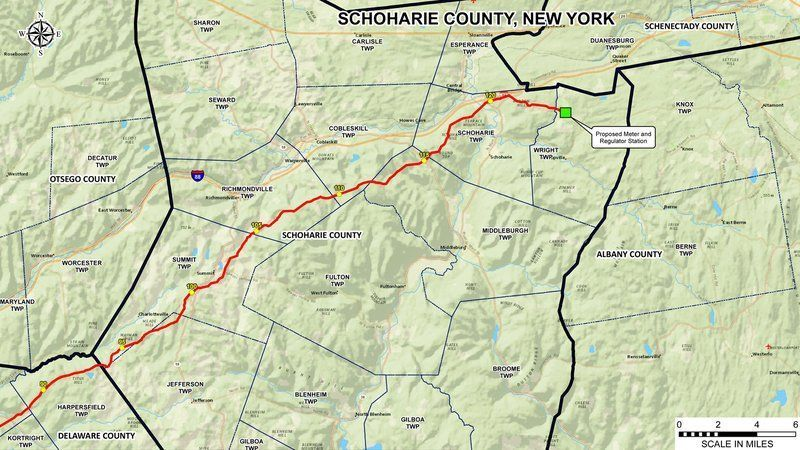 Pipeline plan crosses archaeological site, sparks feud with FERC