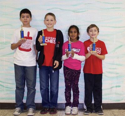 Local residents win at winter chess contest