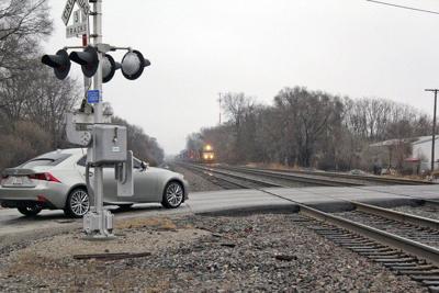 Study targets Dunlap rail crossing | Local News | goshennews com
